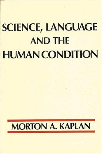Download Science, language, and the human condition