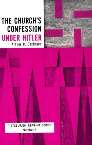 Download The church's confession under Hitler