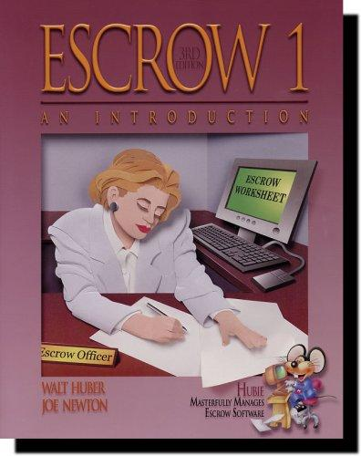 Download Escrow 1