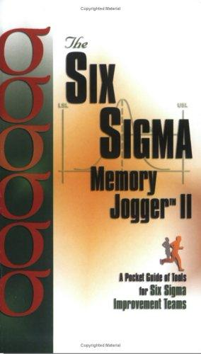 Six Sigma Memory Jogger II