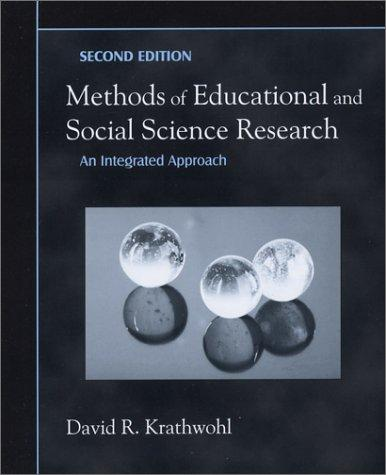 Download Methods of Educational and Social Science Research