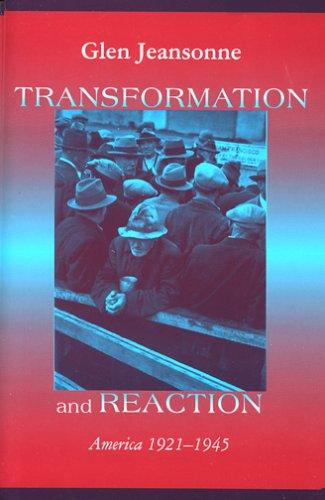 Download Transformation and Reaction
