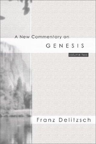 New Commentary on Genesis