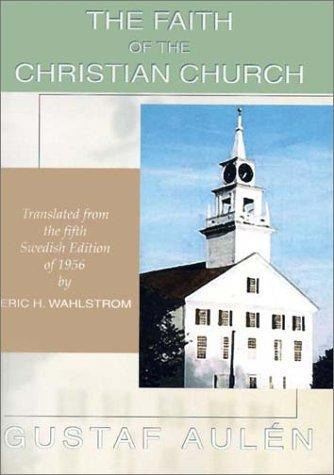 Download The Faith of the Christian Church