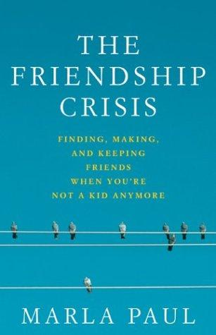 Download The Friendship Crisis
