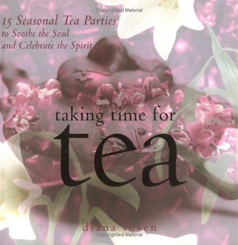 Download Taking Time for Tea
