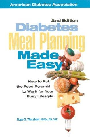 Download Diabetes Meal Planning Made Easy