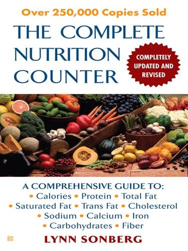 The Complete Nutrition Counter (Revised)