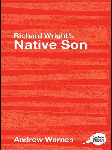 Download Richard Wright's Native Son
