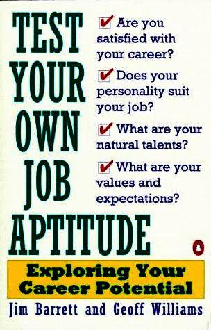 Test your own job aptitude