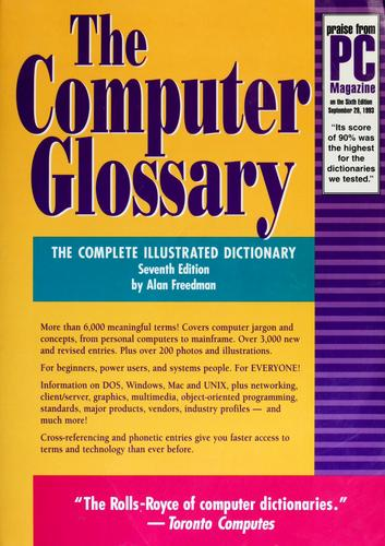 Download The computer glossary