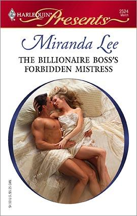 The Billionaire Boss's Forbidden Mistress by Miranda Lee