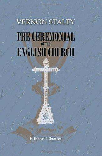 Download The Ceremonial of the English Church
