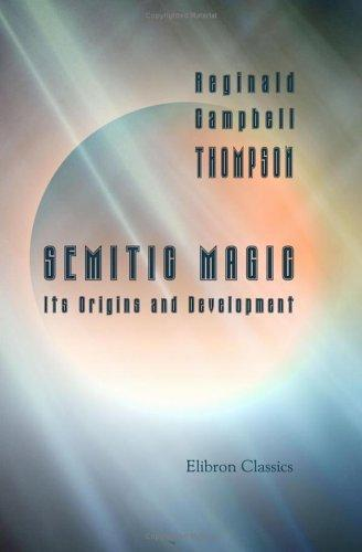 Download Semitic Magic