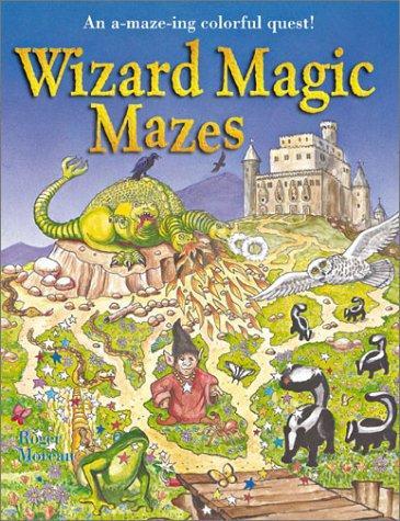 Wizard Magic Mazes