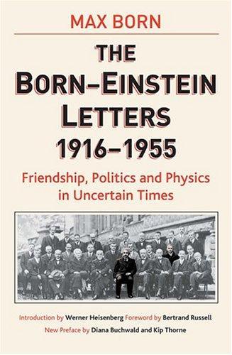 Download The Born – Einstein Letters