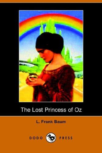Download The Lost Princess of Oz