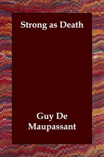 Download Strong as Death