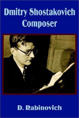 Download Dmitry Shostakovich Composer