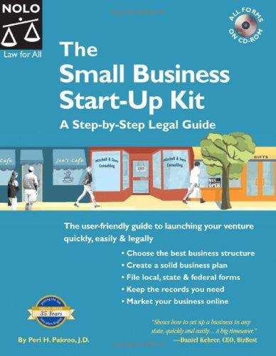 Download The small business start-up kit