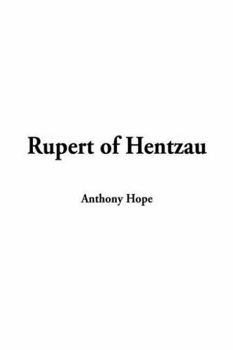 Download Rupert of Hentzau