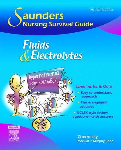 Fluids & electrolytes