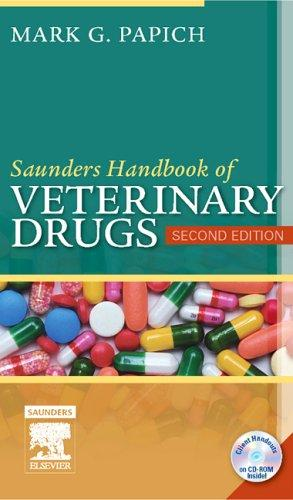 Download Saunders Handbook of Veterinary Drugs