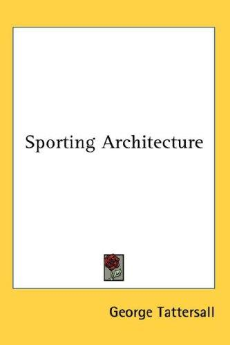 Download Sporting Architecture