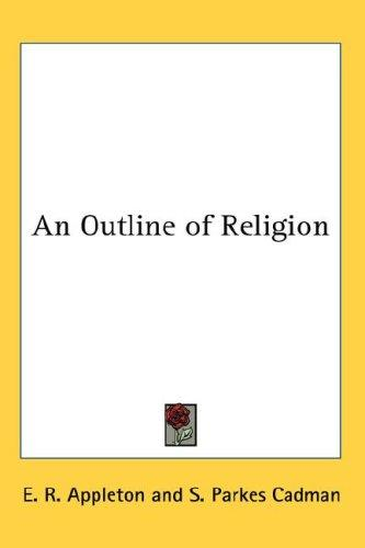 An Outline of Religion