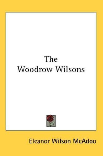 Download The Woodrow Wilsons