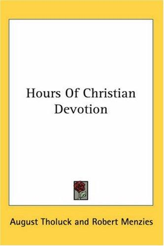 Download Hours Of Christian Devotion