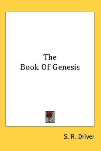 Download The Book Of Genesis