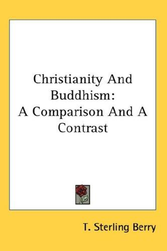Christianity And Buddhism