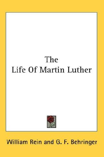 Download The Life Of Martin Luther