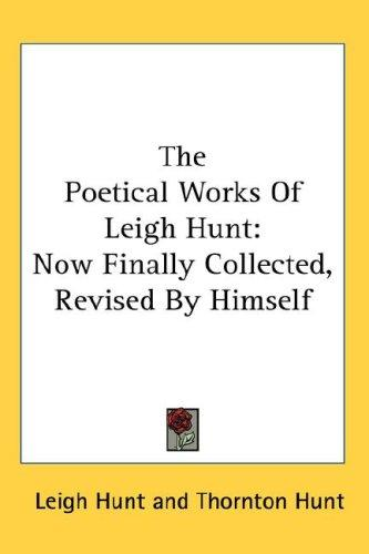 Download The Poetical Works Of Leigh Hunt