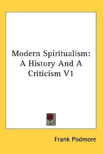 Download Modern Spiritualism