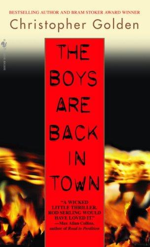 Download The Boys Are Back in Town