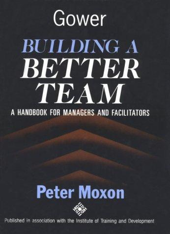 Download Building a better team