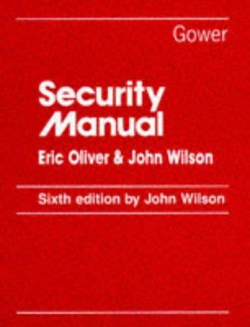 Download Security manual