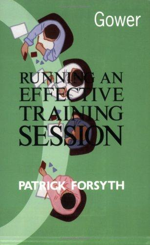 Download Running an Effective Training Session