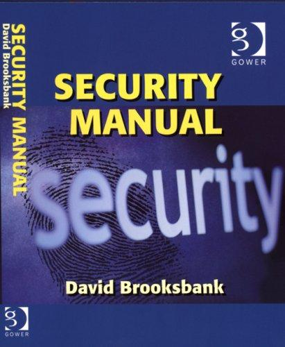 Download Security Manual
