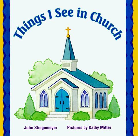 Download Things I See in Church