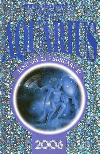 Old Moores Horoscope And Astral Diary 2006
