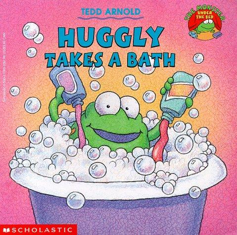 Download Huggly takes a bath