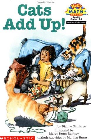 Cats add up! by Dianne Ochiltree