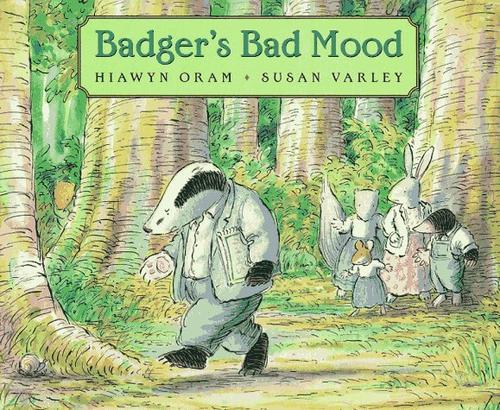 Download Badger's bad mood
