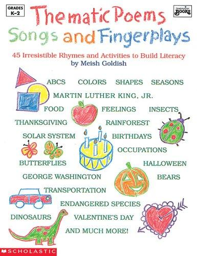 Download Thematic Poems, Songs, and Fingerplays (Grades K-2)