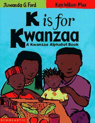 Download K is for Kwanzaa