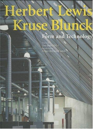 Image for Herbert Lewis Kruse Blunck: Form and Technology (Talenti)
