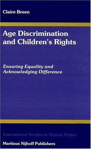 Age discrimination and children's rights